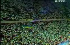 """Гімн України на стадіоні """"Арена-Львів"""" - Матч Україна - Сан-Марино!!!"""